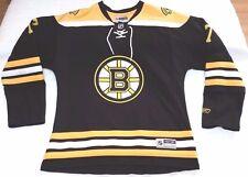 Milan Lucic Boston Bruins Reebok NHL hockey jersey women sz XL