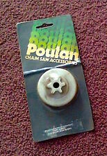 Genuine POULAN M-25 CHAINSAW SPROCKET 6-TOOTH 3/8 PITCH 48045