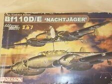 "Dragon BF-110D/E ""Nachtjager"" 1/32 Model"