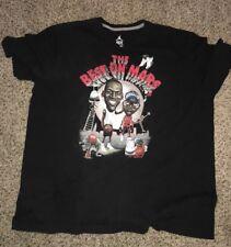 """Nike Jordan """"The Best On Mars"""" Jumpman T-Shirt Retro Sz Xxl"""