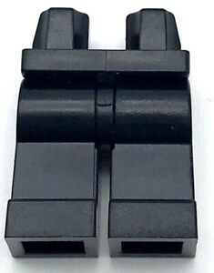 Lego New Minifigure Plain Black Hips and Legs Figure Pants Boy Girl City