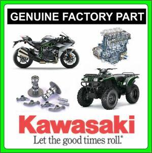 Kawasaki OEM Oil Drain Gasket Crush Washer - 2 Pack  - Multi-Fit 92065-097