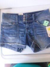 Lei Ashley Low Rise Shorts Junior Size 1