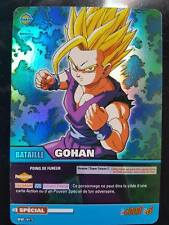 Carte Dragon Ball Z DBZ Cartes à Jouer et à Collectionner #DB-415 Holo 2009