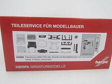 Herpa 083898  Fahrerhaus MAN TGX XXL Euro 6 mit WLB Dachspoiler 1:87 H0 Neu