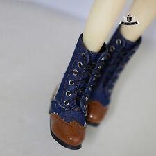 1/4 BJD Boots Supper Dollfie MID DOD AOD LUTS SOOM EID DZ Shoes MSD Jean Boots