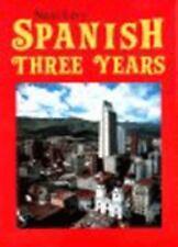 The Nassi/Levy Spanish Three Years Workbook