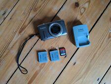 Canon PowerShot SX260 HS 12.1MP Digital Camera Grey