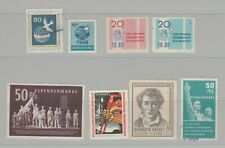 Germany revenue stamp 5-20-20   DDR Fiscal or BOB -