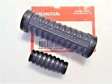 HONDA  XL100 S XL175 KICK START LEVER & GEAR SHIFT LEVER RUBBER NEW OEM 34240