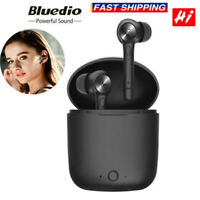 Bluedio Hi wireless bluetooth earphone for phone stereo sport earbuds headset -