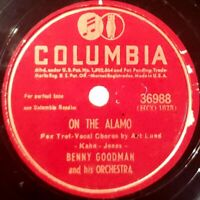 Benny Goodman Orchestra: On The Alamo / Rattle And Roll: Columbia 1945 (Jazz)