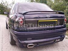 For Opel Astra F Sedan Saloon Boot Trunk Spoiler Door Lip Wing