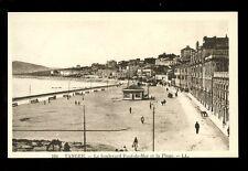 Morocco TANGER Boulevard Font-de-Mer Beach LL PPC