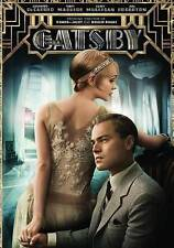 THE GREAT GATSBY (DVD, 2014) LEONARDO DE CAPREO TOBEY MAGUIRE CAREY MULLIGAN