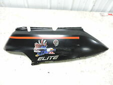 90 Honda CH250 CH 250 Elite Scooter right rear side cover panel cowl fairing