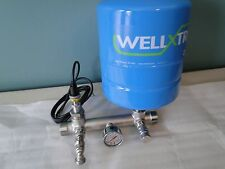 WELL X TROL WX101 TANK + STAINLESS STEEL CONSTANT PRESSURE MANIFOLD KIT GRUNDFOS