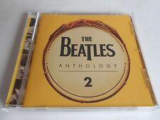 BEATLES ANTHOLOGY 2 CD SAMPLER 10 TRACKS PROMO ONLY  NEW