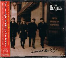 Beatles, The Live at the BBC [Japan Import) NUOVO OVP OBI