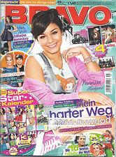 BRAVO Nr. 49 - 26.11.2008 - HUDGENS - RIHANNA - TWILIGHT - FALL OUT BOY - PINK