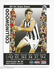 2009 Teamcoach Best & Fairest (BF-04) Dane SWAN Collingwood