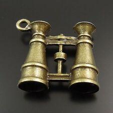 14pcs Style Antique Bronze Tone Charme Pendentif Alliage télescope trouver 32180