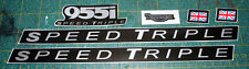 Triumph Speed Triple955i - adesivi/adhesives/stickers/decal