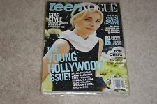 CHLOE GRACE MORETZ October 2014 TEEN VOGUE MAGAZINE NEW * PARTIALLY SEALED