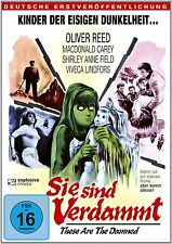 Sie sind verdammt - These Are The Damned, Oliver Reed, HAMMER Film DVD NEU + OVP