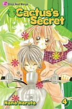 Cactus's Secret, Vol. 4 by Nana Haruta (2010, Paperback)