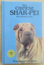 The Chinese Shar-Pei Ellen Debo 1986 Hund Hunde Dogs Buch Bücher