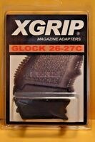 X-Grip For Glock 19/23/32 Magazine in 26/27/33 9/40/357