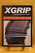 X-Grip Adapter (26-27C) Use Glock 19/23/32 Magazine in 26/27/33 9mm/40/357