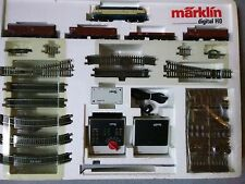 Marklin Deluxe Digital HO Starter Set #2612 ~ TS