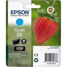 Cartuchos de tinta Epson cian para impresora Universal