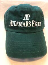 Brand New Audemars Piguet Adjustable Cotton Baseball Cap Hat (Green)