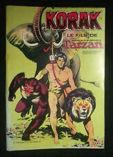 Korak le fils de Tarzan - 1978 - E.R. Burroughs -Appel de la Jungle - Sogedition