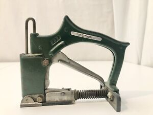 Vintage Fletcher Picture Frame Glass Diamond Point Driver Tool PD2