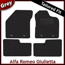 Alfa Romeo Giulietta 2010 2011 2012 2013... Tailored Fitted Carpet Car Mats GREY