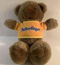 VERY RARE Vintage 1987 Nabisco Butterfinger Teddy Bear Toy