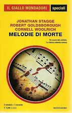 (Golgsborough Stagge Woolrich) Melodie di morte 2013 speciali giallo 71