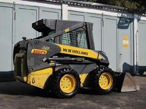 NEW HOLLAND LS140 LS150 LS160 LS170 SKID STEER WORKSHOP SERVICE REPAIR MANUAL