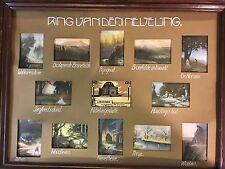 Ring van den Nibelung Holland 13 Postkarten Collage Plakat Nibelungen Hendrich