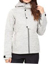 686 Authentic Rumor Womens Insulated Snowboard Snow Ski Jacket Birch Slub XL