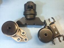 3 Hydraulic Motor Mount & Trans Mount for 01-04 Mazda Tribute Ford Escape