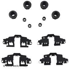 Disc Brake Hardware Kit fits 2009-2009 Toyota Corolla,Matrix  BECK/ARNLEY