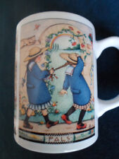 "Mary Engelbreit Collectors Mug ""Pals"" Two Girlfriends 12 oz. Me Ink dated 1995"