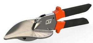 KT Mitre Gasket Snips | Angle Cutter Shears | Solid Blade | Window Trim Beads