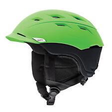 Smith Men's Variance Snow Ski Helmet Matte Reactor Black Small