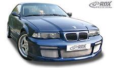 "RDX Stoßstange BMW E36 ""GT-Race"" Front Schürze Vorne Spoiler"